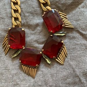 Vintage J. Crew statement necklace
